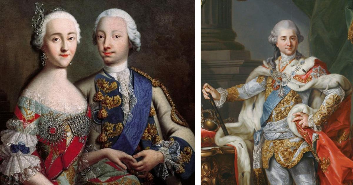 Фото Императорские истории: Екатерина Великая и ее возлюбленные