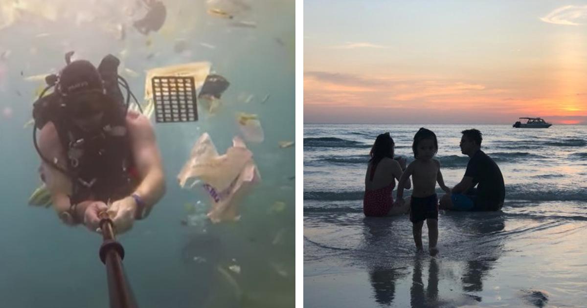 Райский пляж на Филиппинах был полностью уничтожен наплывом туристов