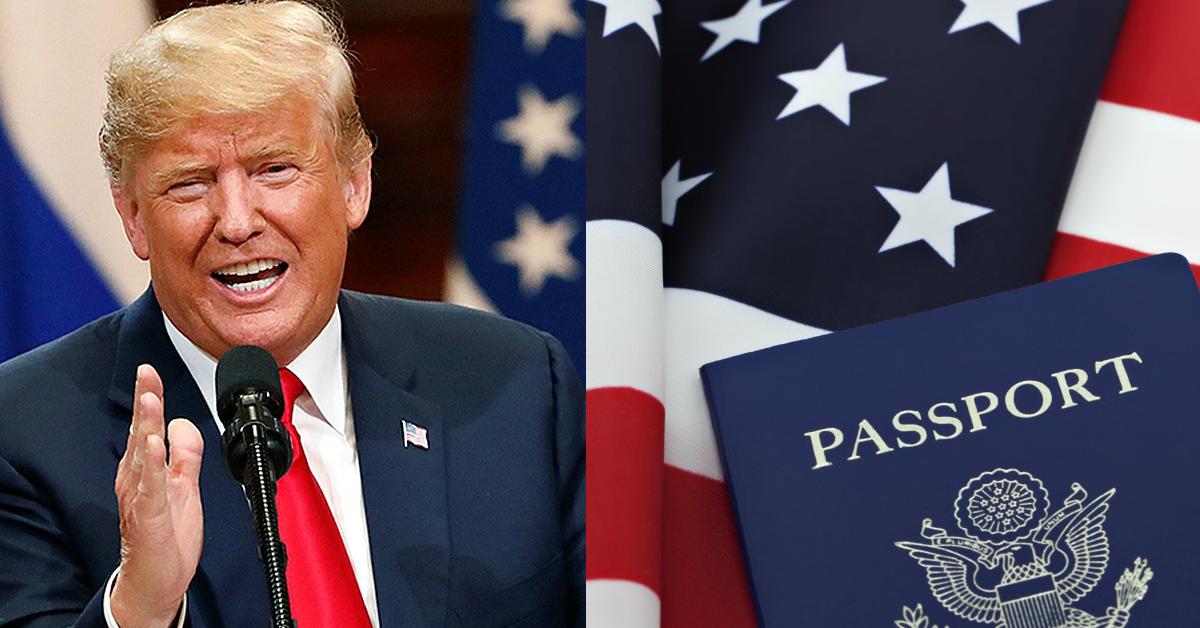 Фото Как получить гражданство США? Что изменил Трамп?