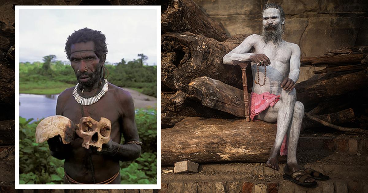 Каннибализм 21-го века: племена, которые до сих пор едят людей