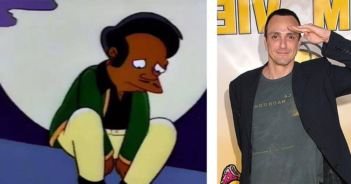 """Фото """"Проблема Апу"""". Персонажа могут """"выгнать"""" из """"Симпсонов"""" за расизм"""