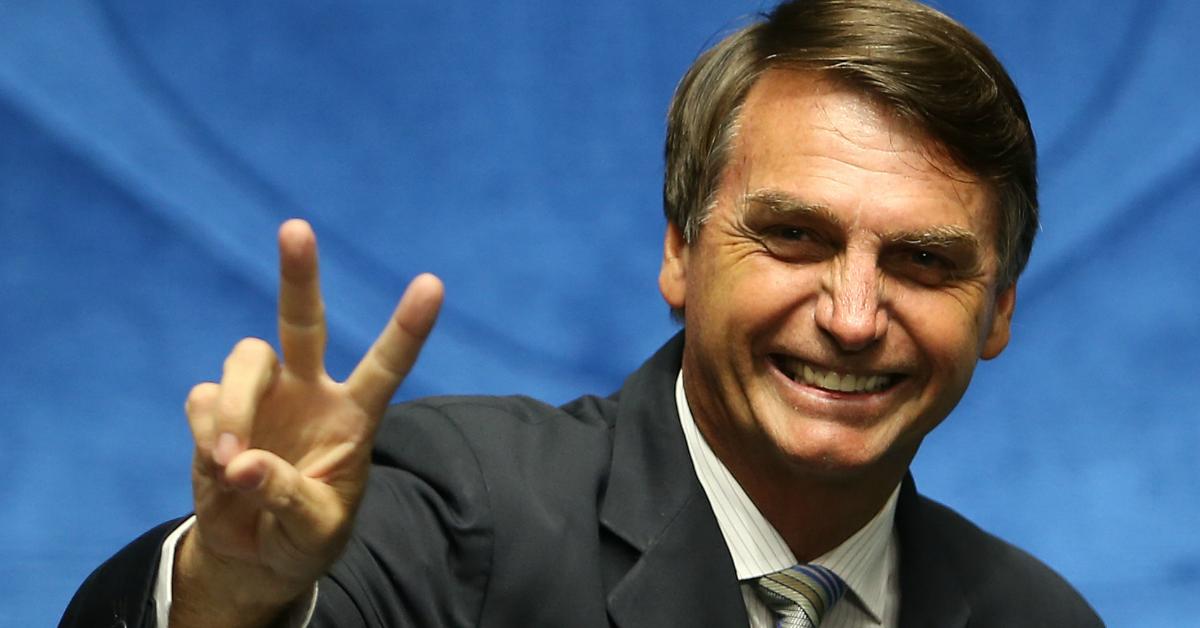 """Фото """"Бразильский Трамп"""". Как правый радикал стал президентом?"""