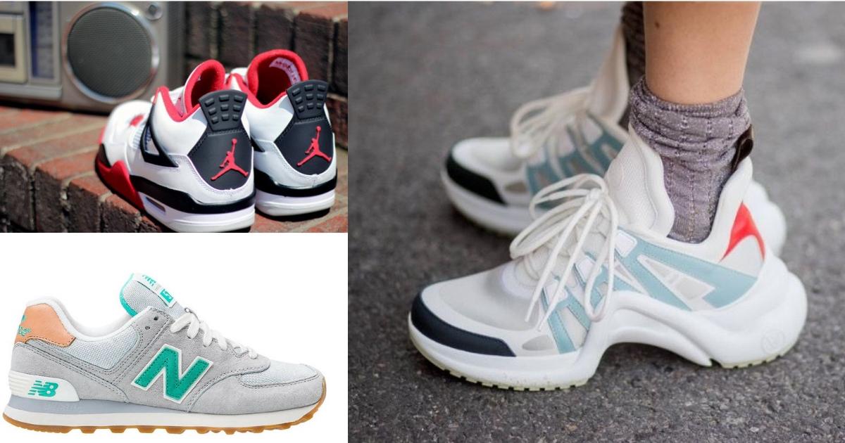 Фото Некрасивые и дорогие: как уродливые кроссовки стали новым трендом