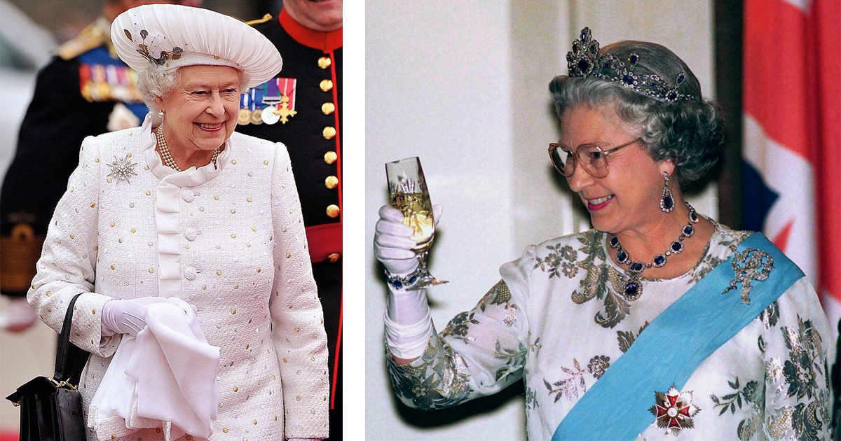 Фото Привычки по-королевски: странности Елизаветы II