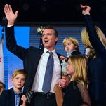 Gavin Newsom Is Elected Governor of California