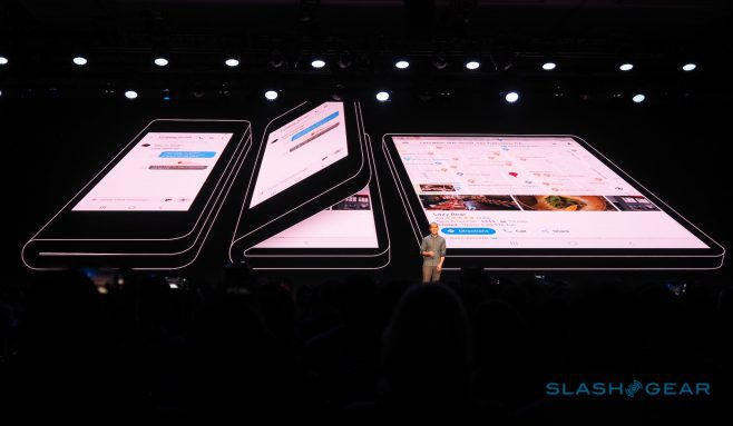Photo of Samsung foldable phone specs: Big Android changes