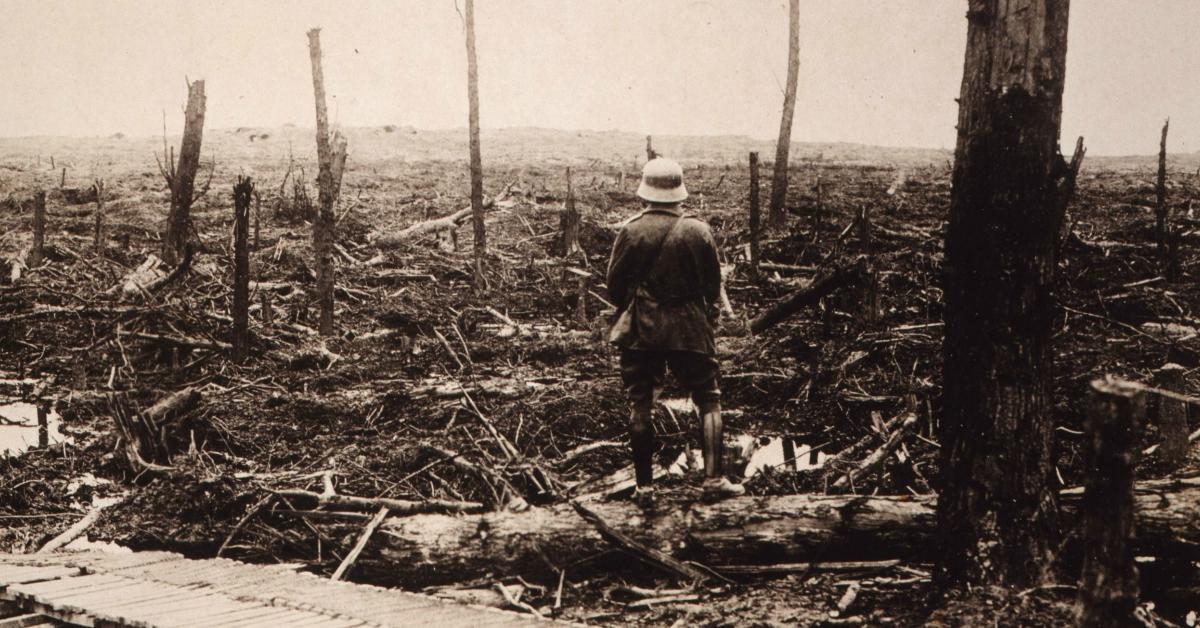 Фото Столетие окончания Первой мировой. Какой запомнилась Великая война?