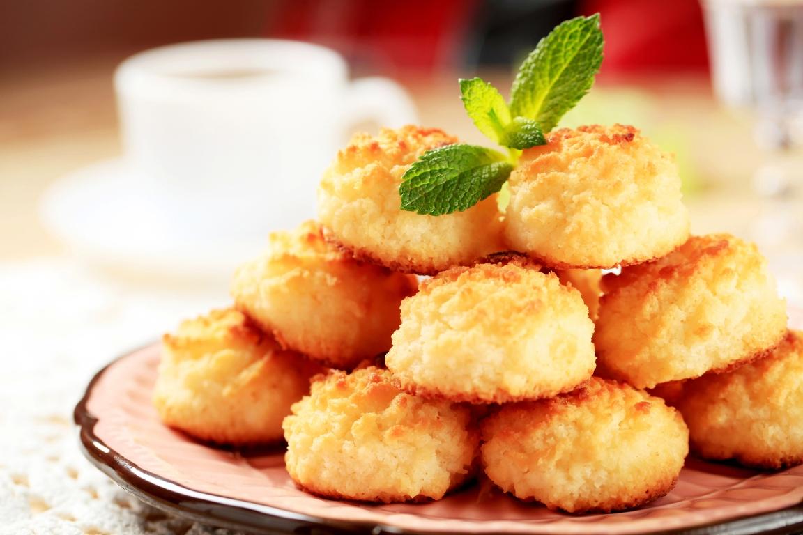 "Аппетитное печенье ""Кокосанка"""
