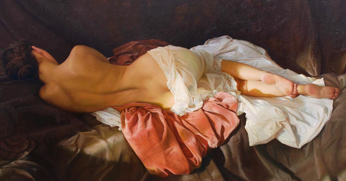 Фото Сон нагишом! Доказанные преимущества сна без одежды