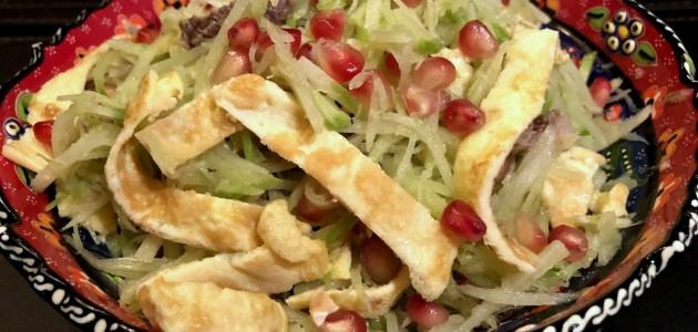 Фото Киргизский салат Ала-Арча