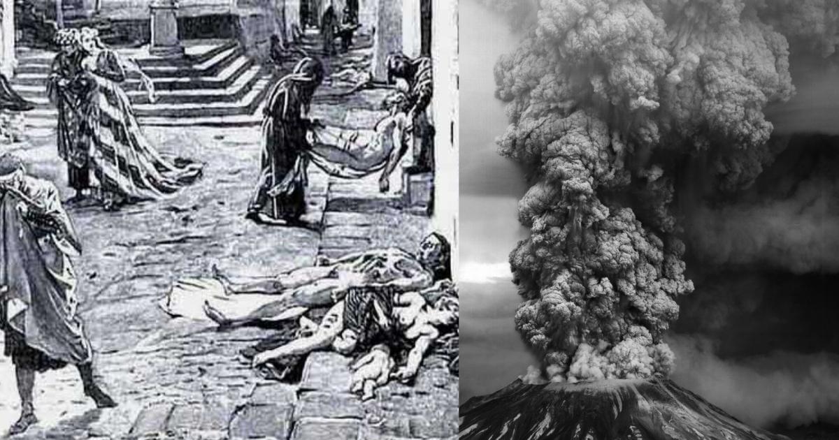Фото Прах и пепел. Ученые определили худший год в истории человечества