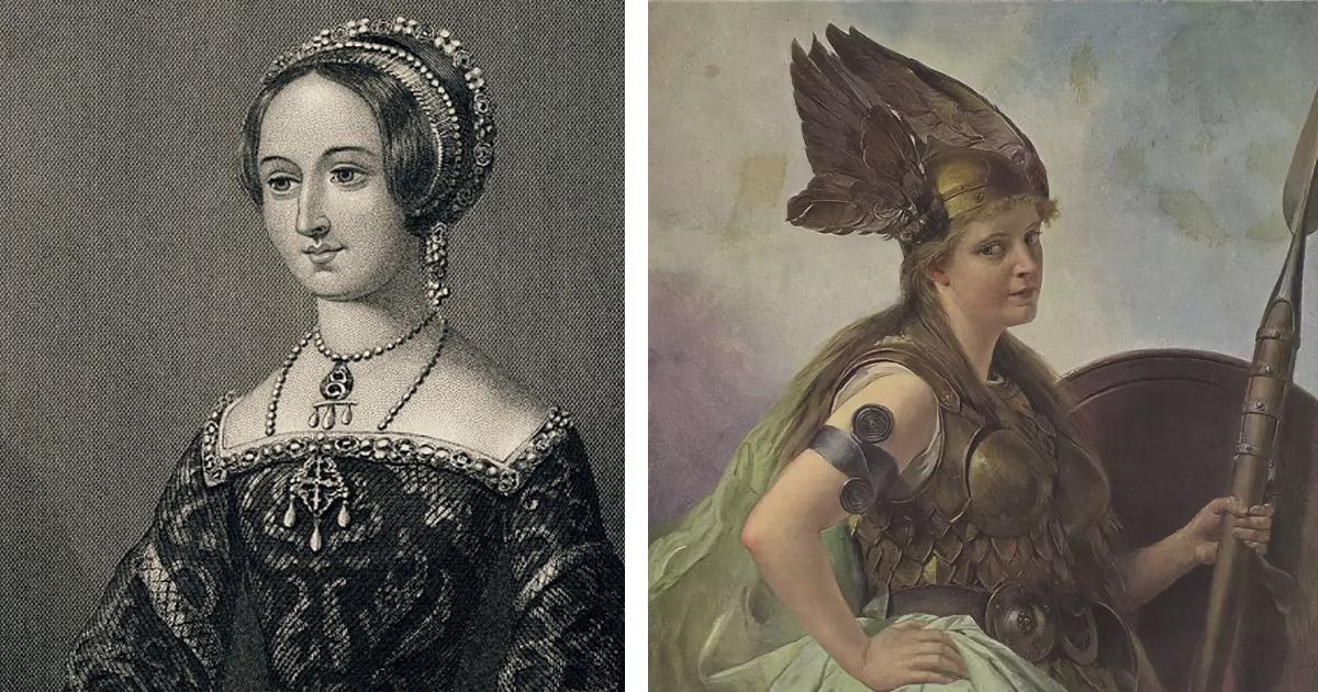 Королевы и повелительницы: красавицы, из-за которых начинались войны