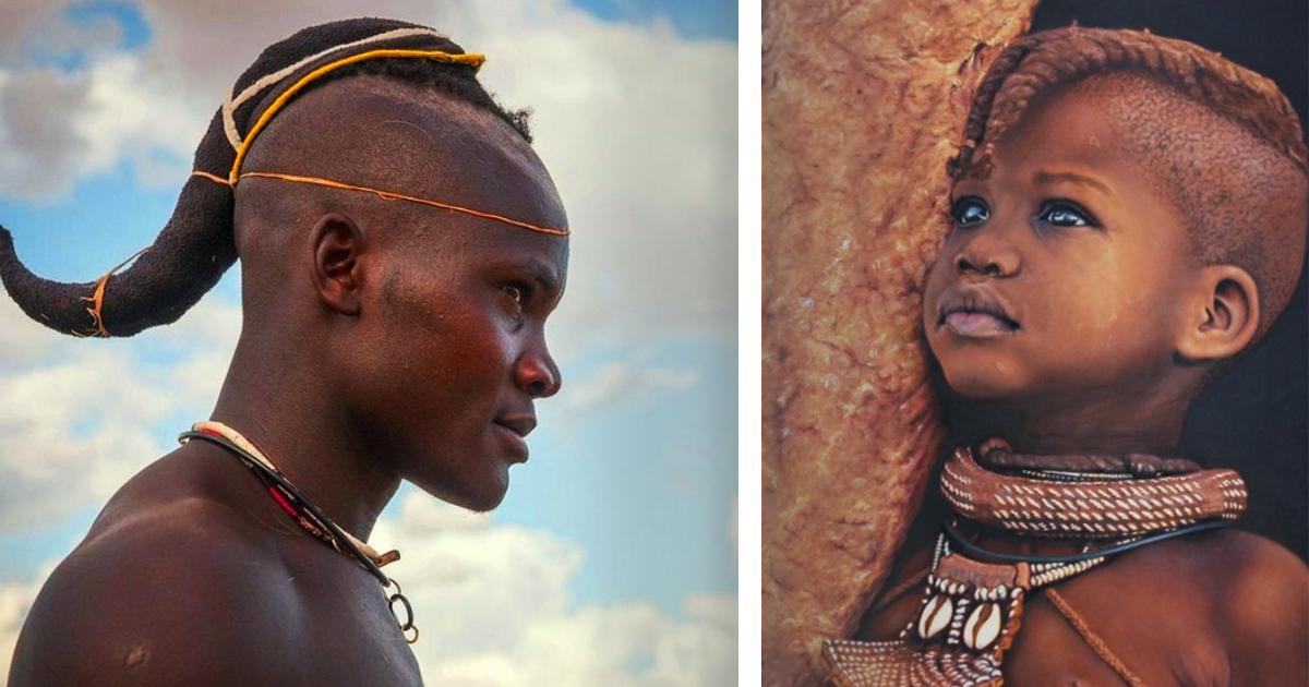 Красота Химба: племя из Намбии, отличающееся своей внешностью