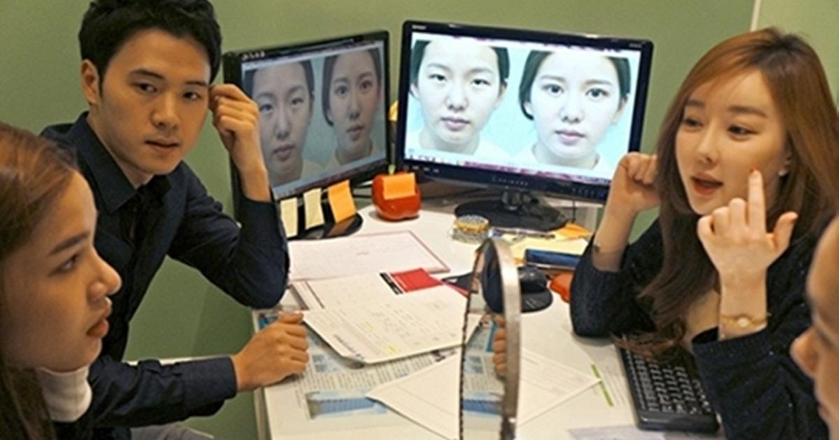 Фото Культ красоты: в Китае пластическая хирургия теперь доступна и для детей