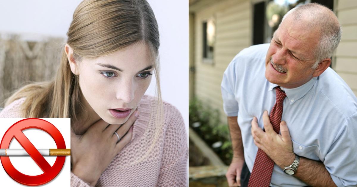 Фото О чем может говорить одышка? 4 болезни, о которых вы можете не догадываться