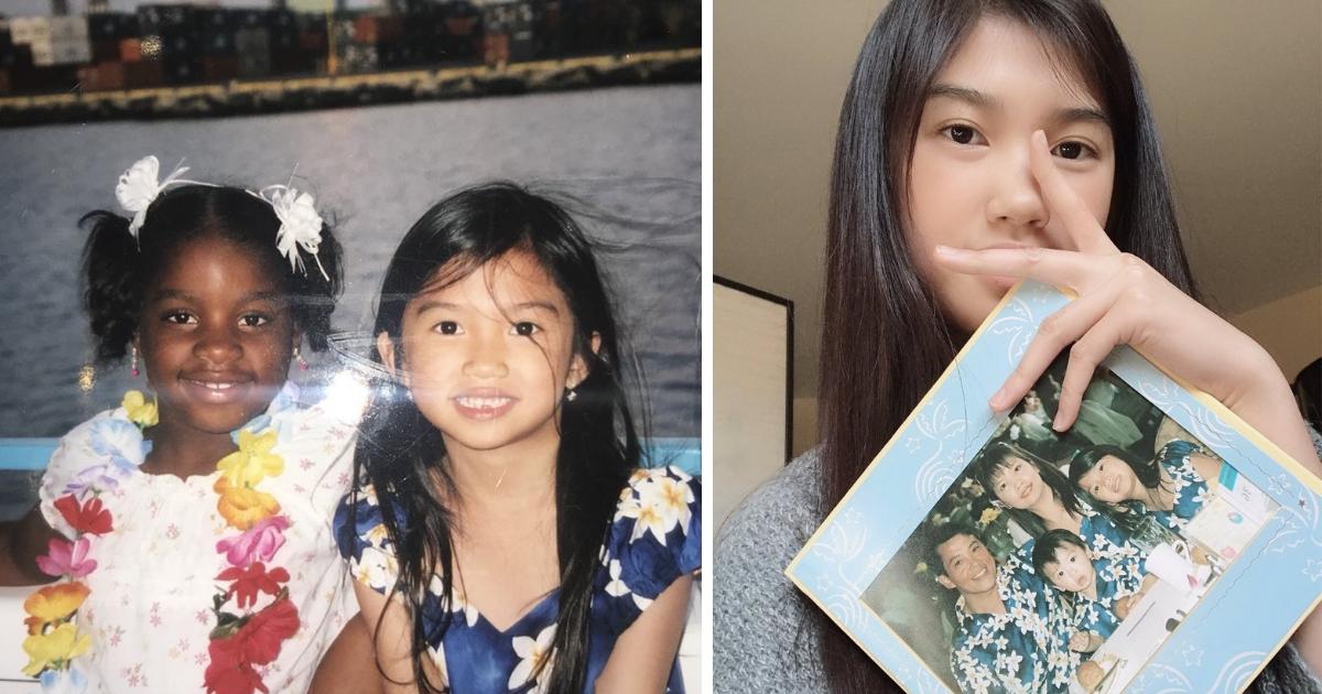 Фото Сила Интернета: история девушки, искавшей подругу 8 лет