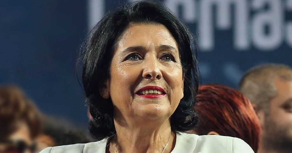 Президентом Грузии впервые стала женщина. Кто такая Саломе Зурабишвили?