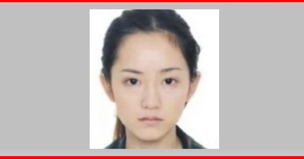 Фото Полиция Китая разыскивает самую очаровательную преступницу