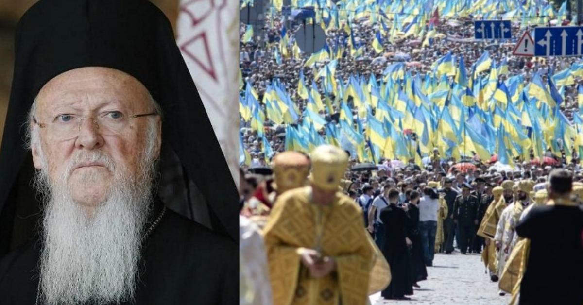 """Фото """"Водят за нос"""". Почему Константинополь отложил создание украинской церкви?"""