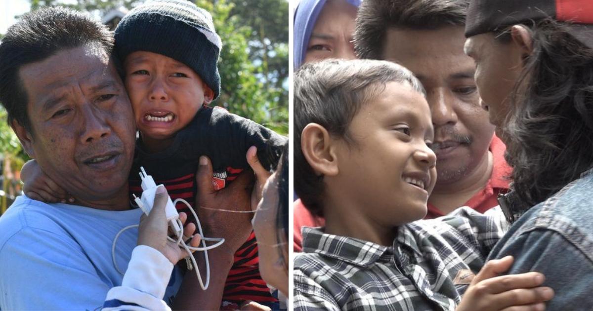 Две жизни: история спасения детей, пострадавших от землетрясения и цунами