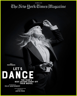 Photo of Julia Roberts Shows Off Her Dancing Moves for the 'New York Times'