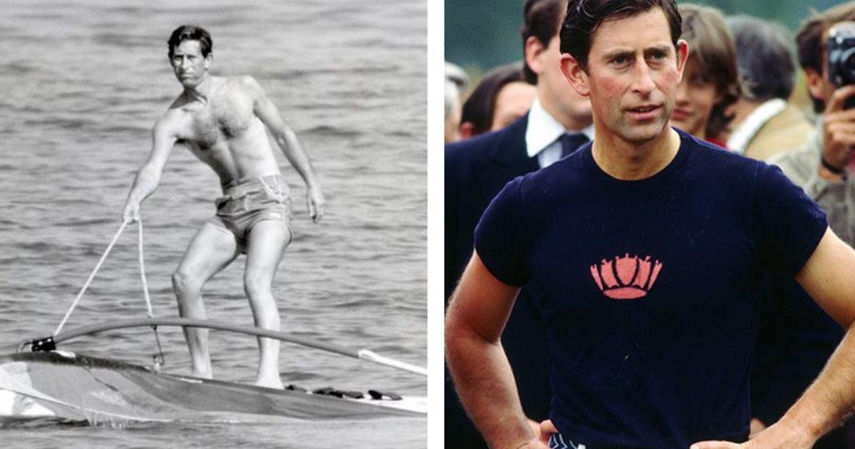 Фото Поло и акварели: такие разные развлечения принца Чарльза