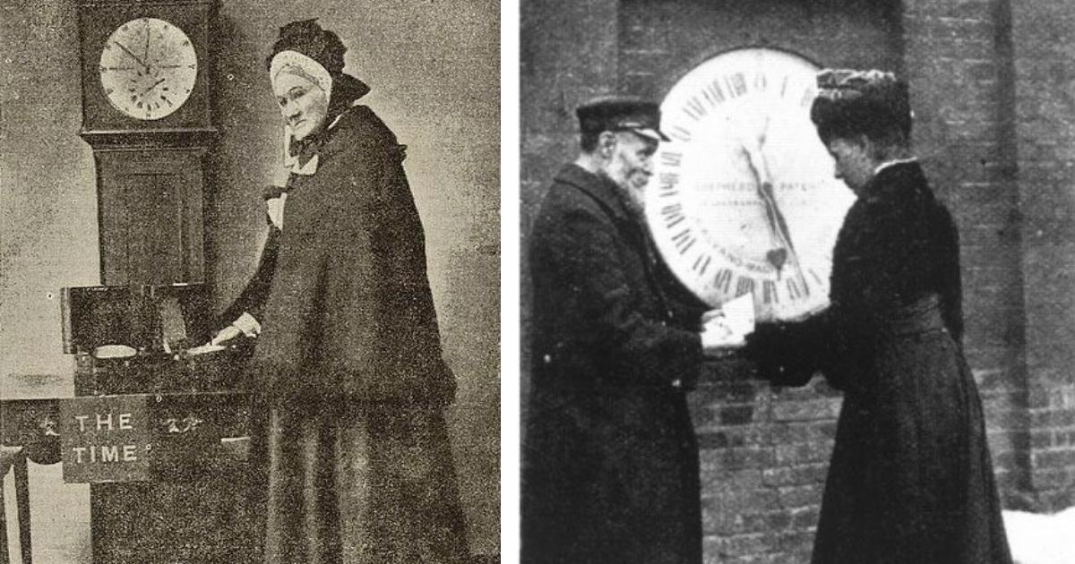 """Фото История Рут Бельвиль - женщины, """"продававшей время"""""""
