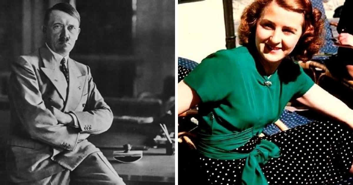 Фото 6 фактов о Еве Браун - женщине, отдавшей жизнь Адольфу Гитлеру