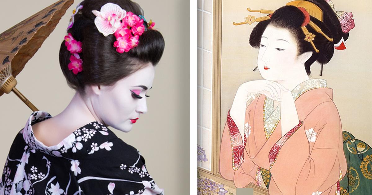 Почему для японцев светлая кожа - эталон женской красоты