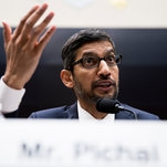 Google's Pichai Faces Privacy and Bias Questions in Congress