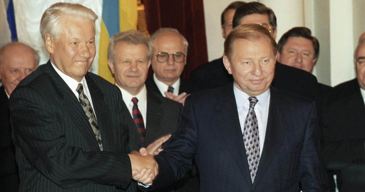 Фото Договор о дружбе России с Украиной. К чему приведет его разрыв?