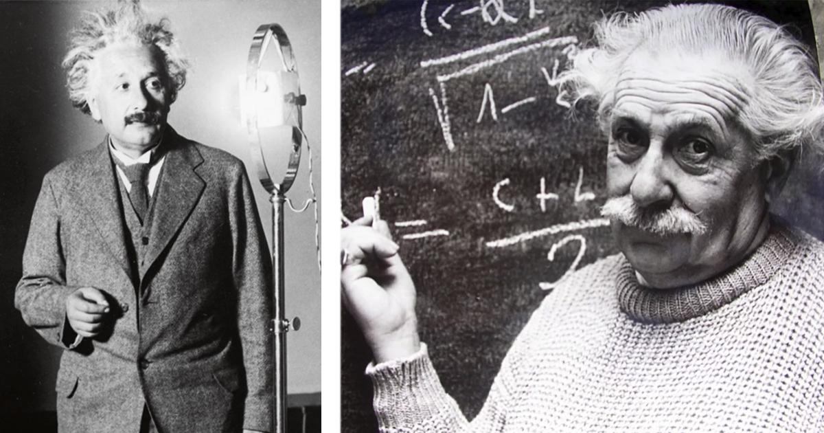 Фото Альберт Эйнштейн: правда ли, что великий ученый был двоечником?