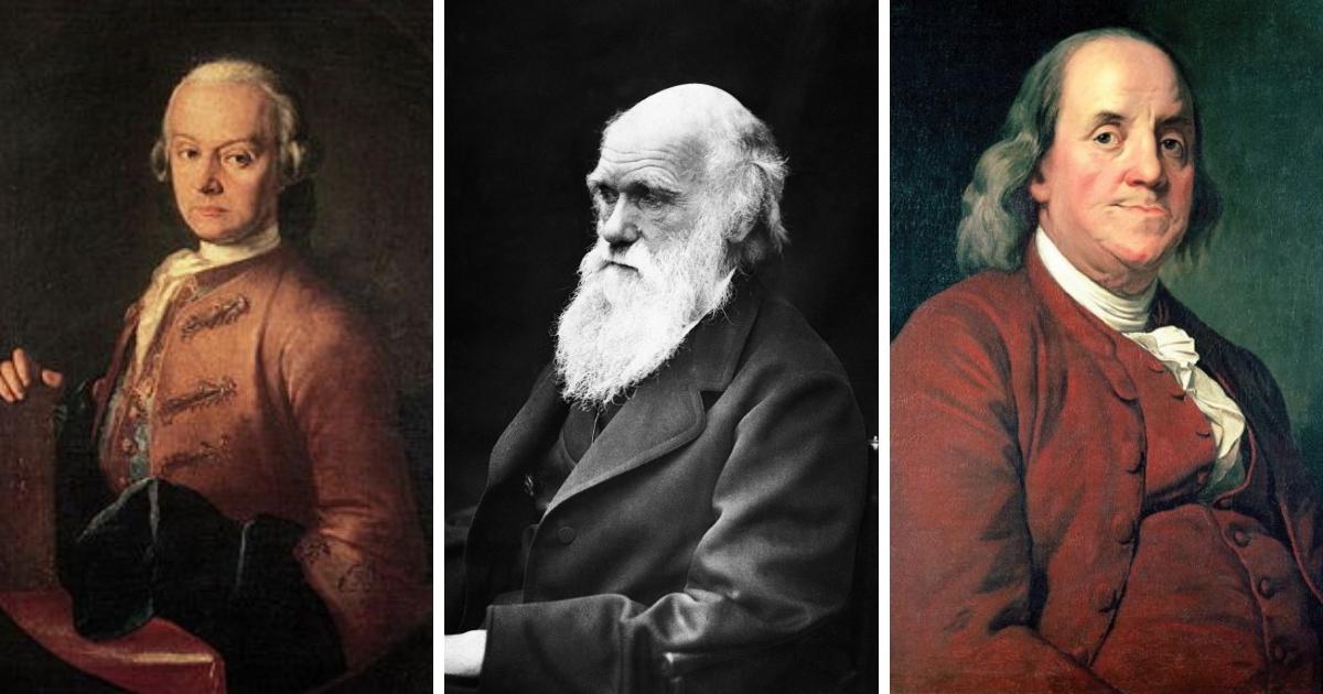 Фото Спи как Бенджамин Франклин: распорядок дня известных людей