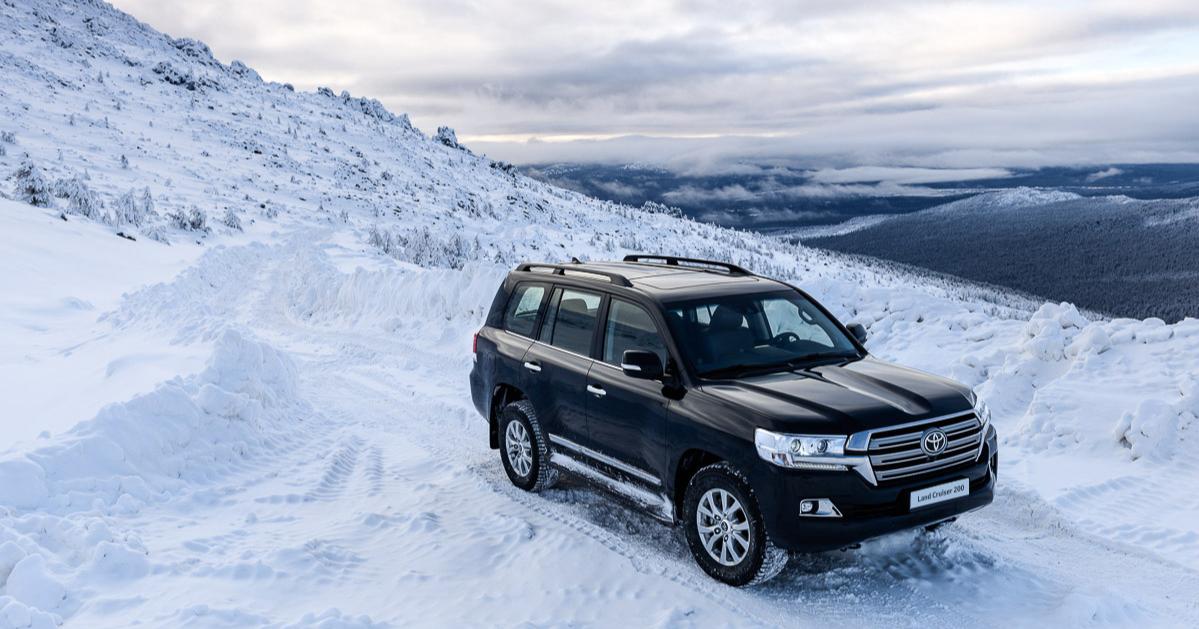 Фото Toyota продала в России 45 тысяч автомобилей с системой безопасности TSS