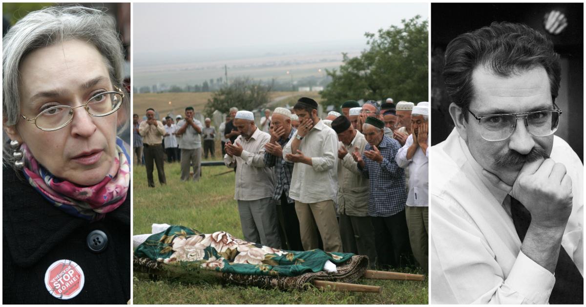 Фото Убиты за правду. Как погибли известные российские журналисты?