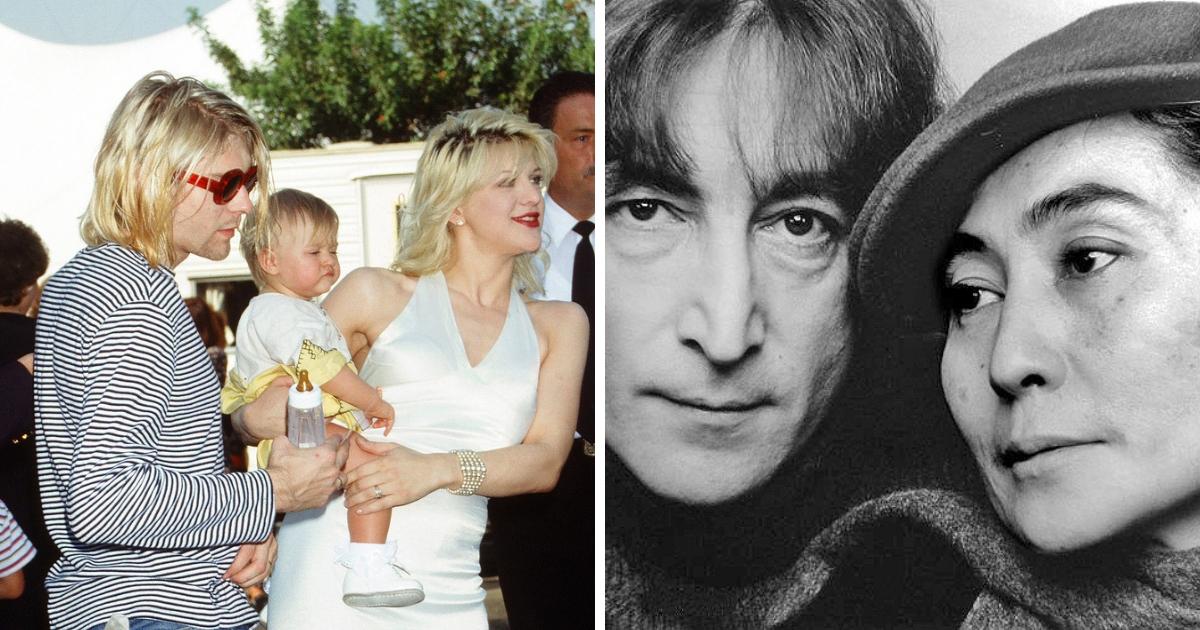 Фото В горести и в радости: склочные жены знаменитостей