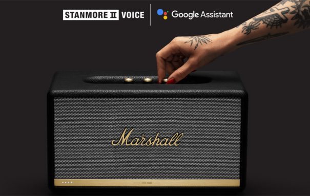 Photo of Marshall Stanmore II and Acton II Voice speakers get Google Assistant