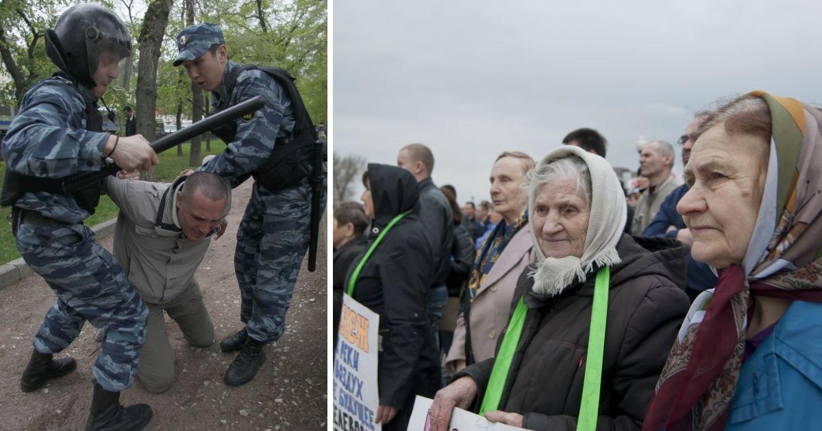 Фото Что такое демократия? Есть ли она в России?