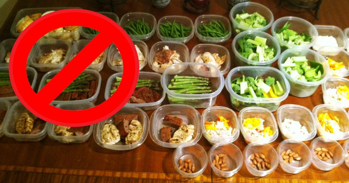 Видимость здорового питания: что плохого в домашних контейнерах с едой?