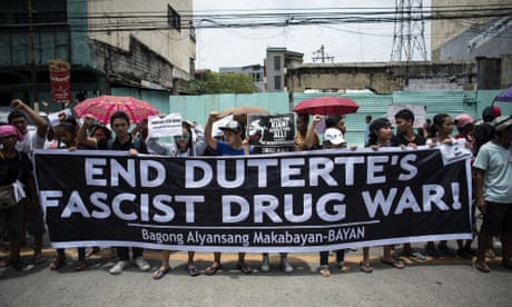Photo of Duterte's Philippines drug war death toll rises above 5,000