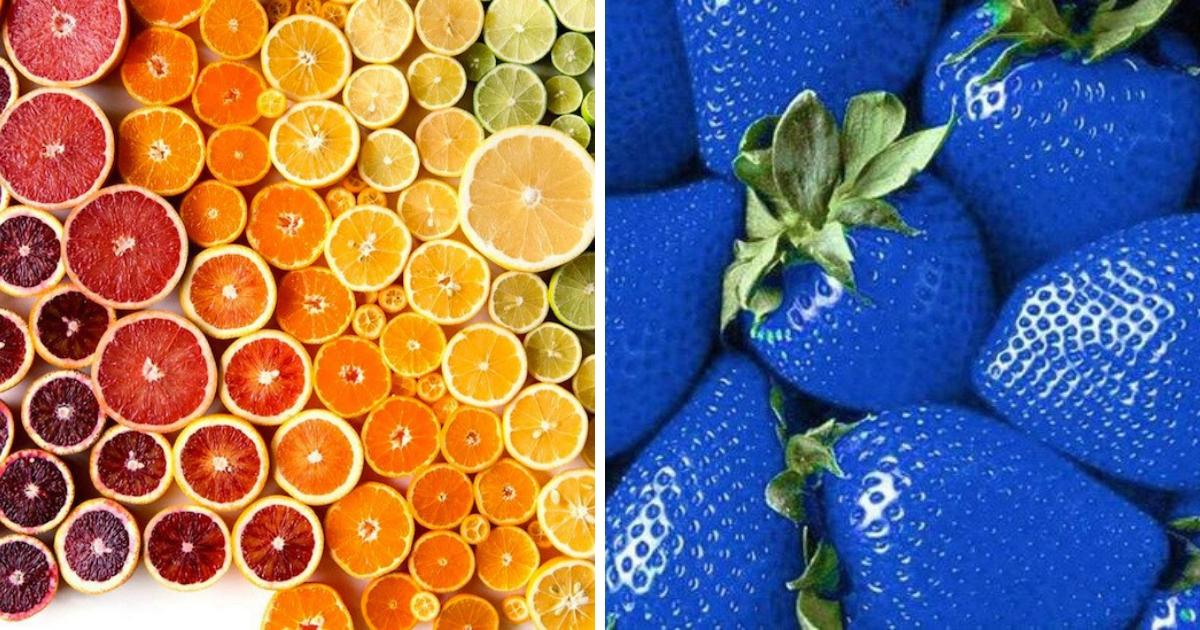 Съешь меня: как цвет еды и напитков влияет на их вкус?