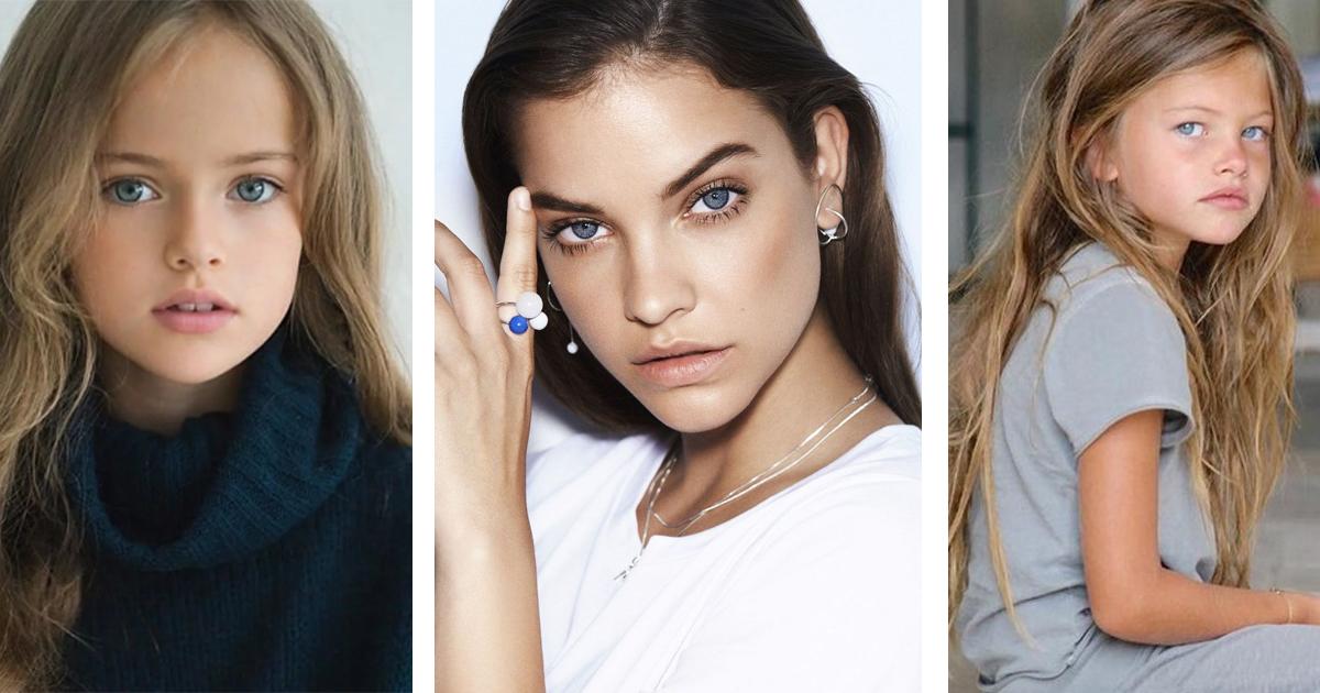 Фото Кем стали девочки с невероятно красивой внешностью, повзрослев?