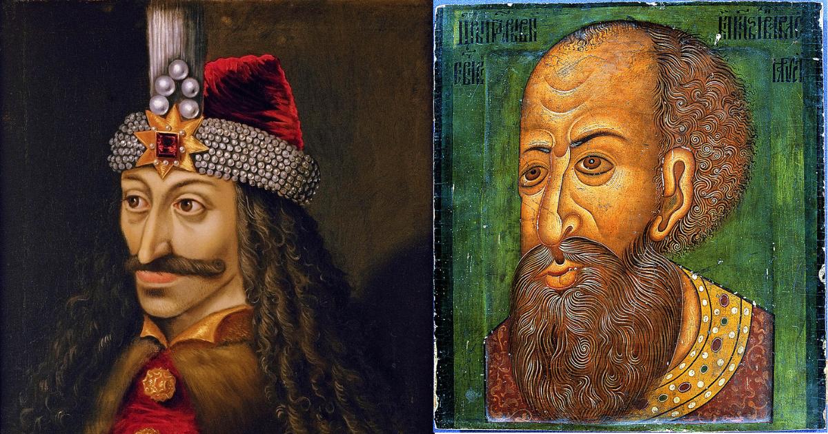 Фото Ложные образы. Портреты исторических персон, оказавшиеся фальшивыми