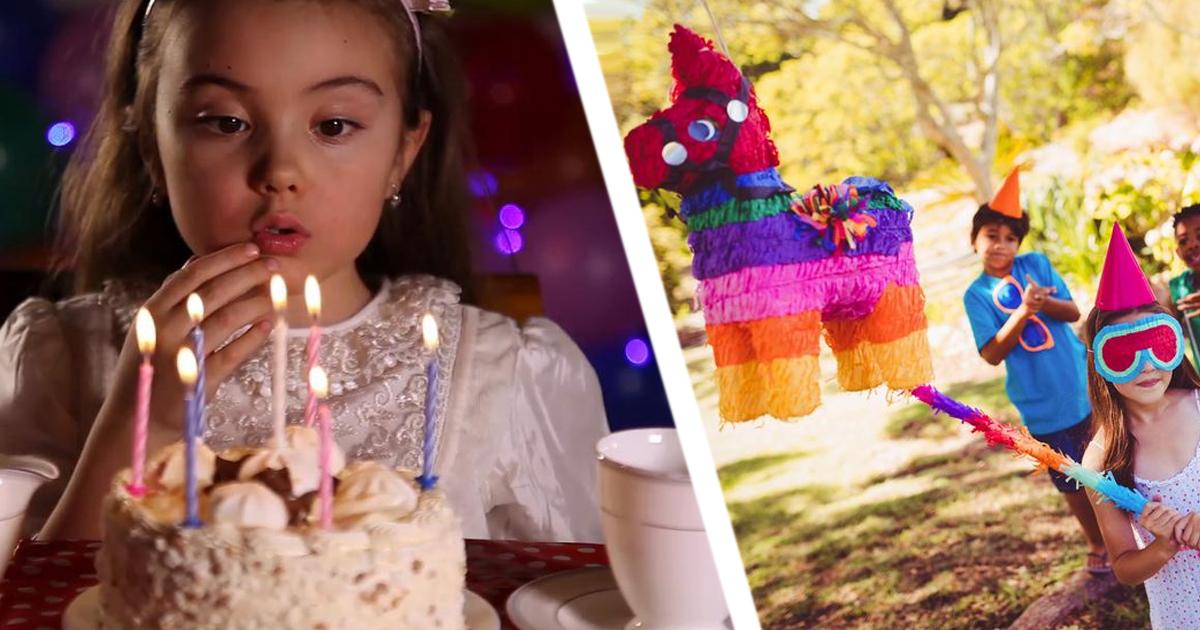Фото Странные обычаи, которые соблюдаются в День рождения в разных странах