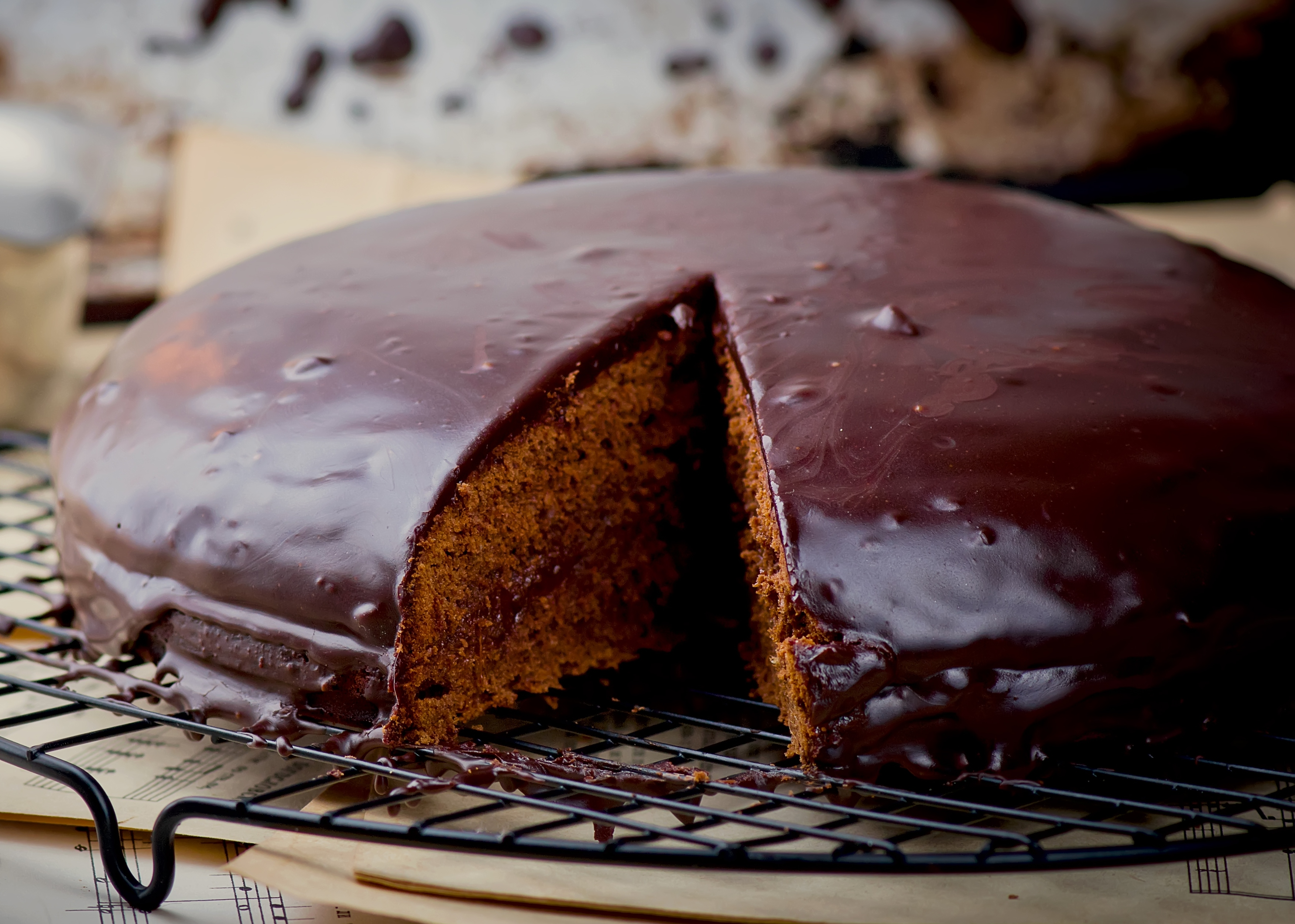 """Торт """"Захер"""" – искушение вкусом!"""