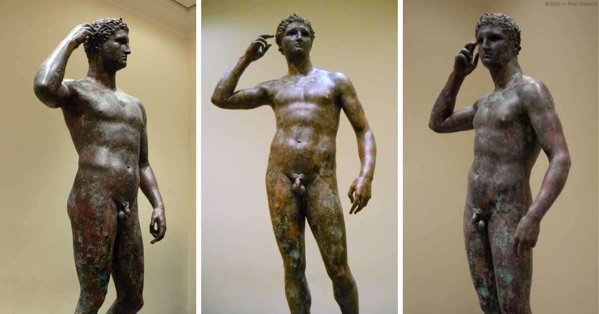 «Атлет из Фано». Музеи дерутся за статую - дело дошло до суда