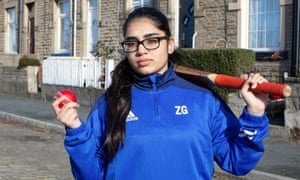 'I can be myself': the British Asian girls who found freedom in cricket