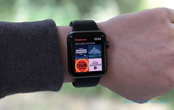 Photo of Pandora brings offline music playback to Apple Watch