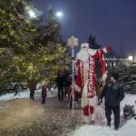 В Ростове-на-Дону прошёл парад Дед Морозов