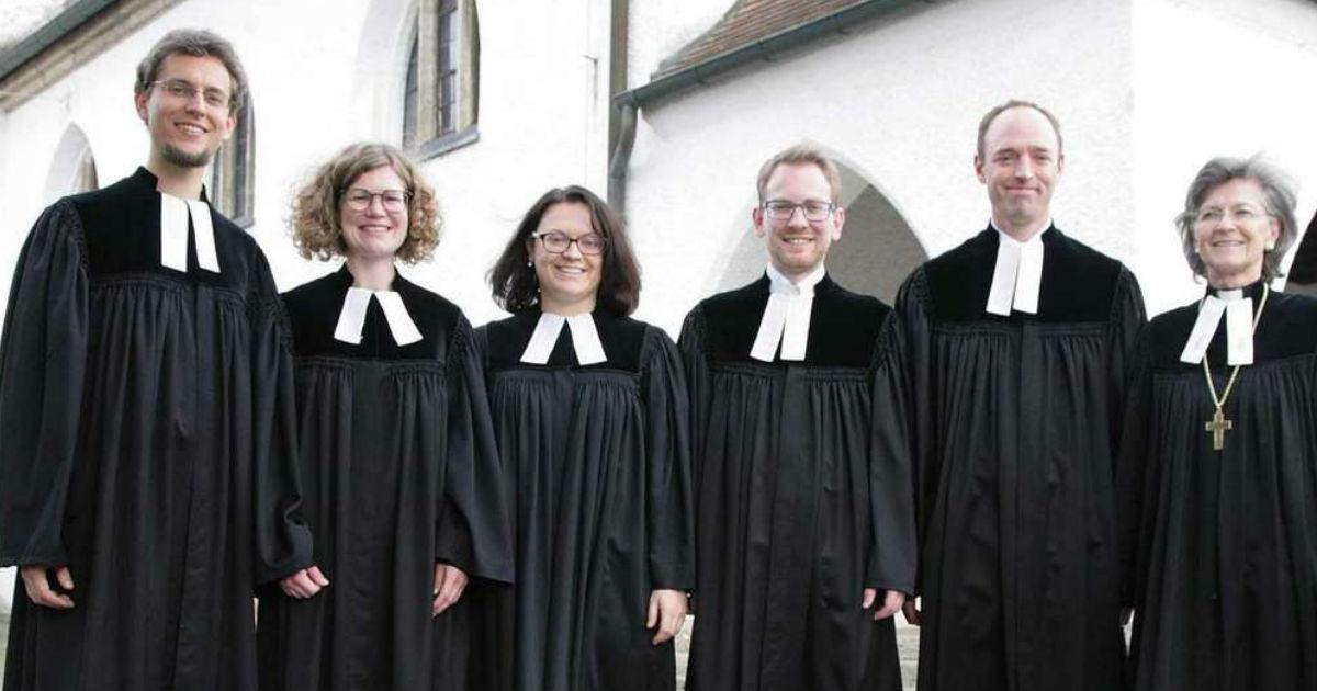 Фото От Лютера до наших дней. Кто такие протестанты?